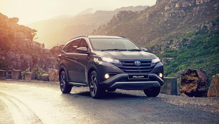Toyota Rush - Moenco Vehicles