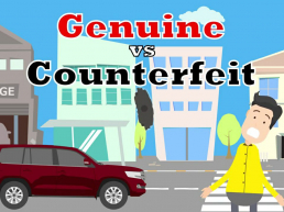 Genuine parts Vs Counterfeit parts