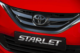 A Star is Born - Toyota Starlet